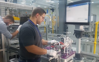 Industry 4.0: Integrated systems